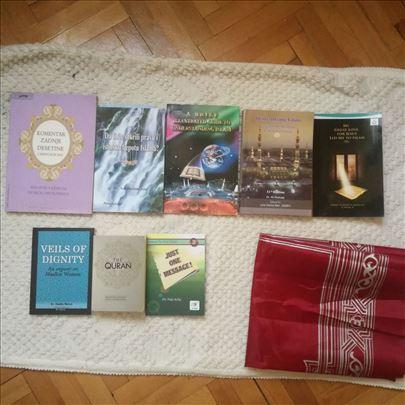 7 knjiga o Islamu, jedan Quran i sedzada