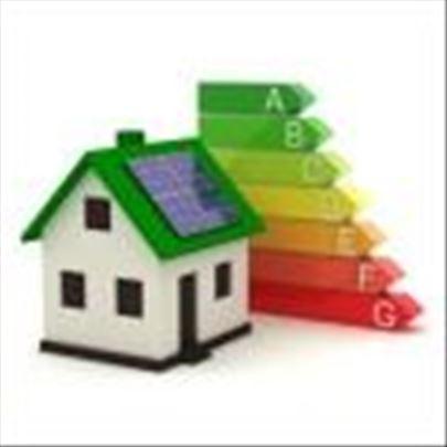 Елаборати енергетске ефикасности -Енергетски пасош