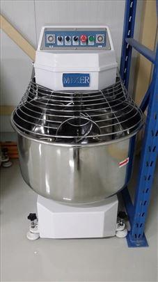 Mesilica - mikser spiralni MIXER 50kg brašna NOVO