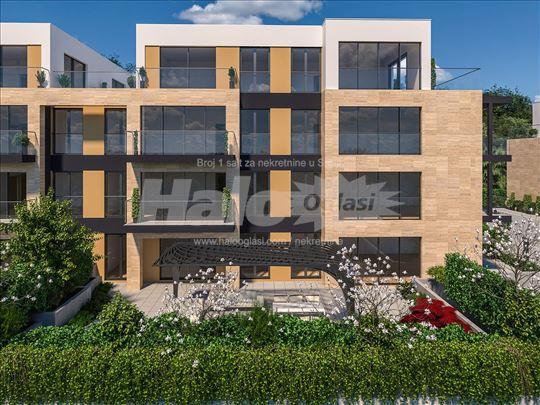 Luksuzan penthouse na Dedinju - 282m2 | Green Hill