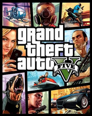 GTA V (Epic Games Account)