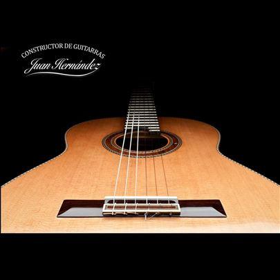 Juan Hernandez - New Luthier Especial