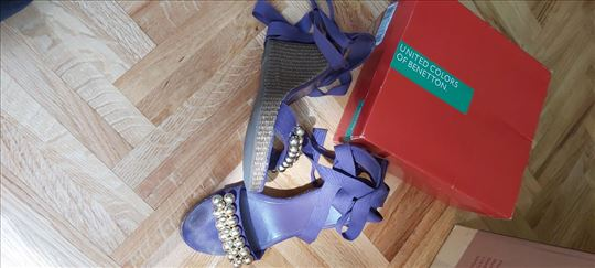 Original Beneton sandale