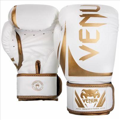 Venum bokserske rukavice Bele