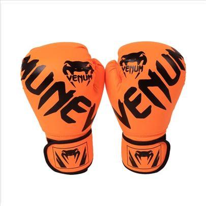 Venum bokserske rukavice naradžaste