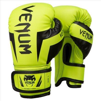 Venum bokserske rukavice zelene
