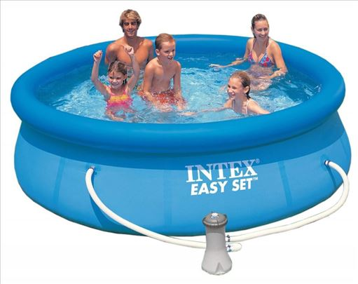 Bazen Easy Set 366 x 76 cm Intex