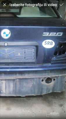 BMW 320 E36 delovi