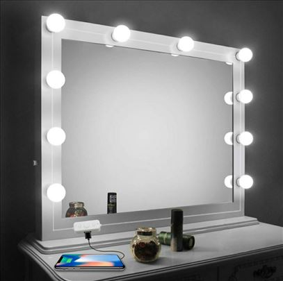 Led dekorativne lampe za ogledalo