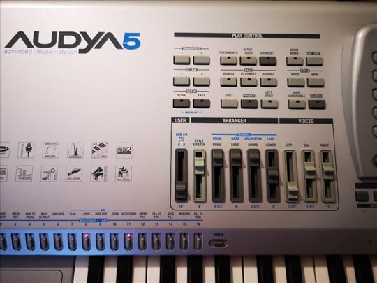 Ketron Audya5