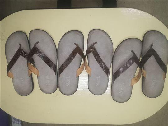 Kožne Papuče 27 i 28 cm