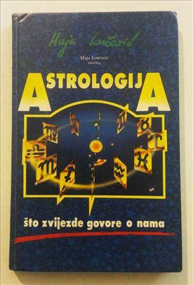 Knjiga Astrologija - Maje Lončarić