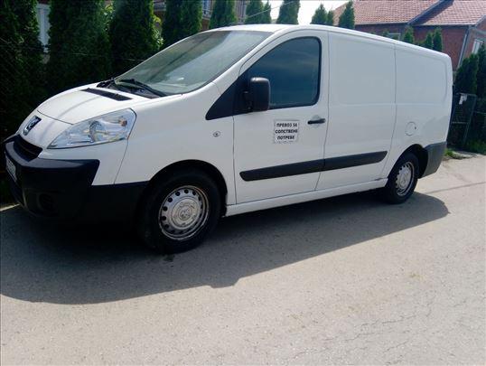 Peugeot boxer L3H2 2012