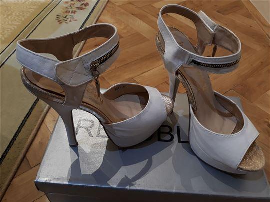 Zenske sandale sa visokim potpeticama