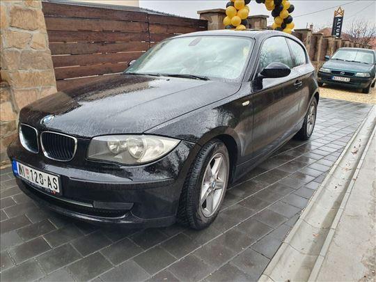 BMW 116 ostecen motor