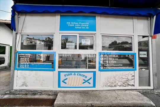 Lokal / Ribarnica / Razrađen biznis