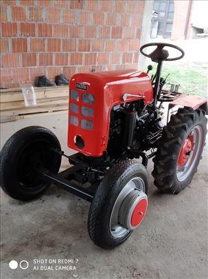 Fahr KT 10 traktor vocar