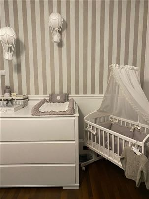 Kolevka za bebe