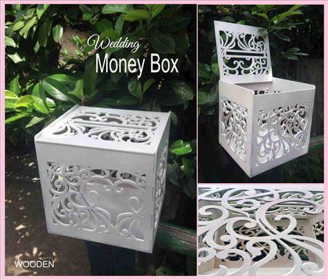 Kutija za koverte za venčanja