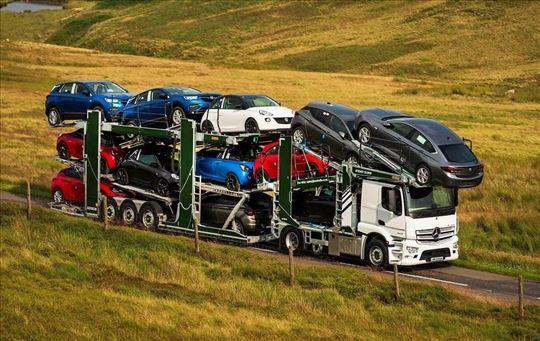 Najjeftiniji prevoz (dovoz) automobila Švajcarske