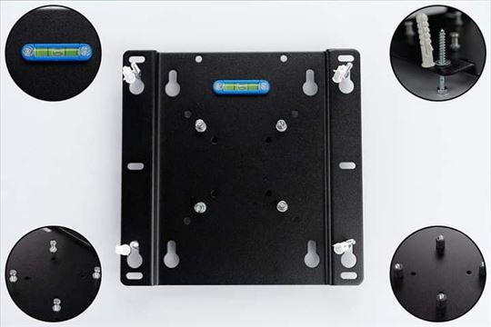 Nosač za TV pločasti max. rastojanje 200x200mm