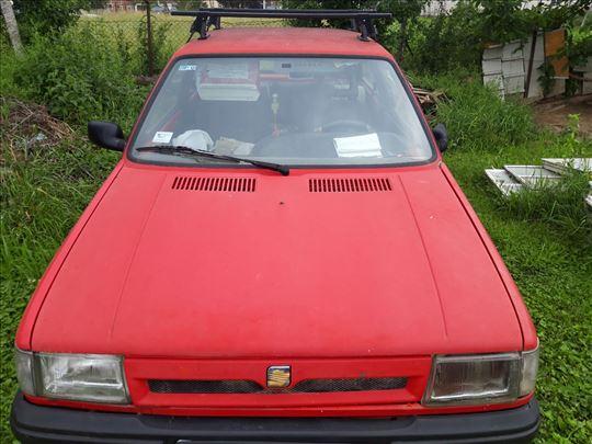 Seat Ibiza kompletan auto u delovima
