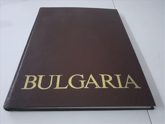 Bulgaria fotomonografija ENG RETKO veci format tvr