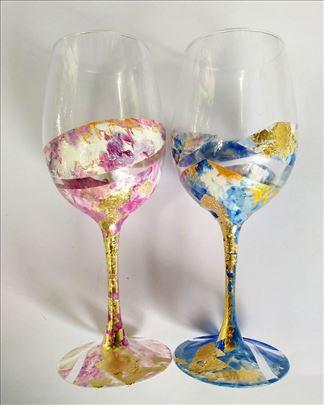 Ručno oslikane čaše
