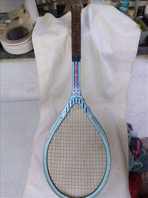 Tenis reket Fischer Austria,plavi drveni,ocuvan