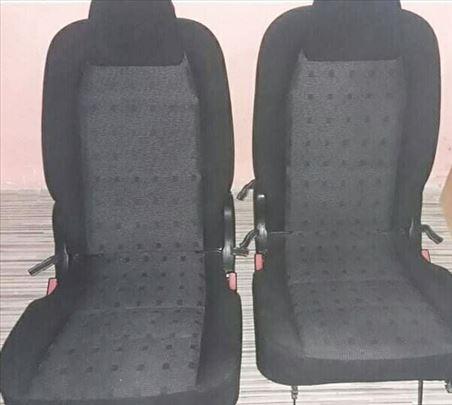 Peugeot 307 SW sedišta za tehnički pregled