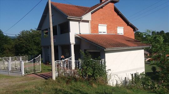 Prelepa kuća u Čukojevcu