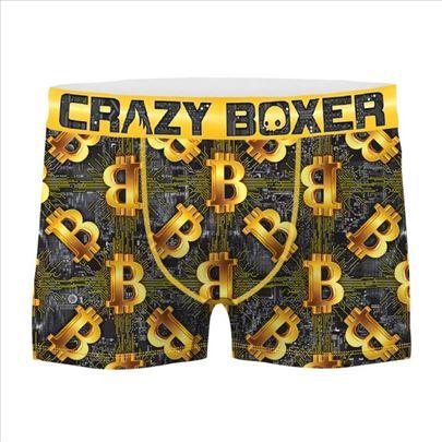 Crazy Boxer bokserice