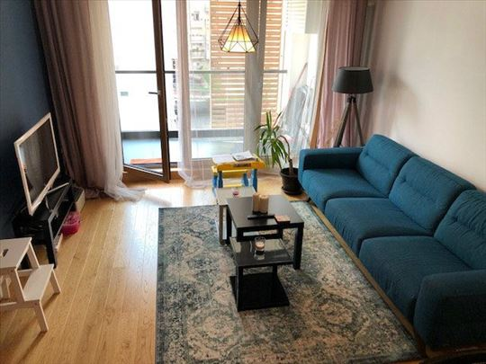 Novi Beograd - Blok 63-Sun City-72m2-Garaža ID#161