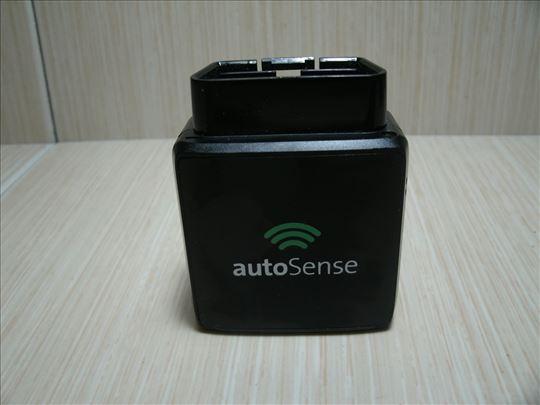 GPS Tracker OBD V6 AutoSense!
