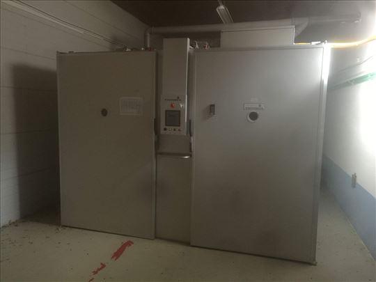 Inkubator za proizvodnju jednodnevnih pilića