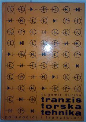 Tranzistorska tehnika, Tugomir Šurina