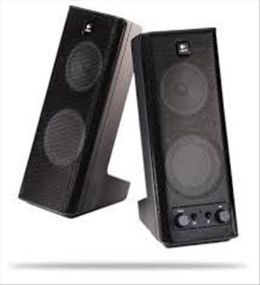 Logitech USB stereo zvučnik PID: A752