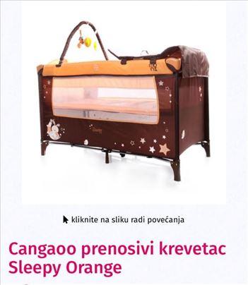 Novo Cangaoo prenosivi krevetac