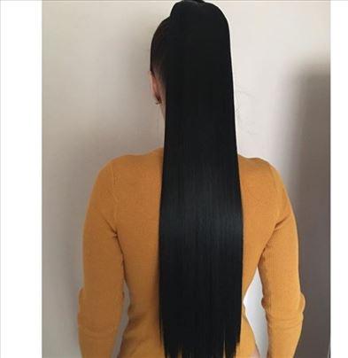 Nadogradnja crne kose