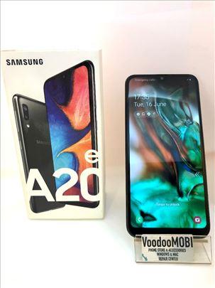 Samsung A20E Black Simfree Duos Odlican Garancija