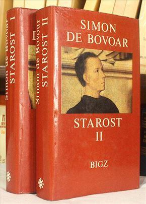 "Simon De Bovoar ""Starost"" 1-2"