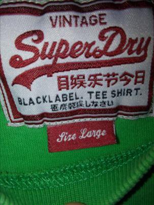 SuperDry Muska Majica Original L vel. AKCIJA
