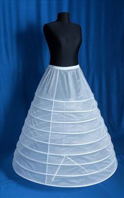 Žiponi za venčanice ili večernje haljine od 1 do 9