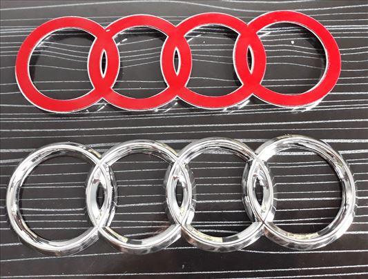 Audi znak za gepek
