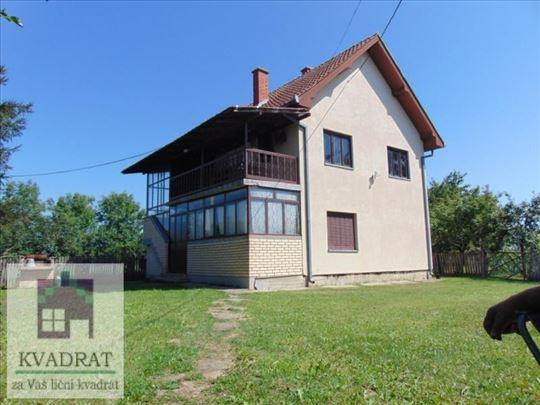 Kuća 142 m², 1.23 ha, Vladimirci, Beljin – 50 000