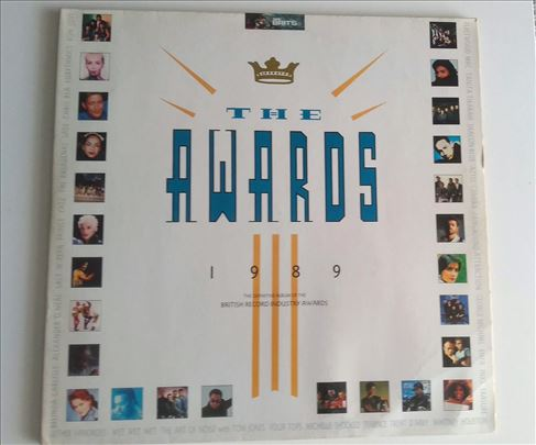 The Awards 1989 (2xLP, Album, Comp)
