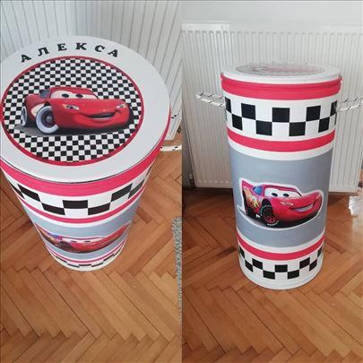 Višenamenske kutije za igračke i sedenje