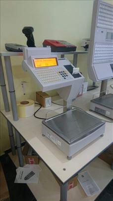 Elektronska etiketna vaga Bizerba, model SC II 800