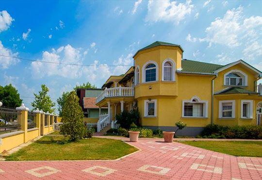 Vila Lara kuća na dan, Žabalj