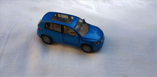 Siku VW Tiguan oko 1:60 (8cm), očuvan